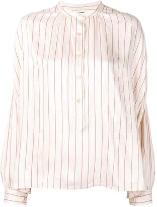 Isabel Marant striped long-sleeve top