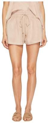 Bishop + Young Suede Shorts Women's Shorts