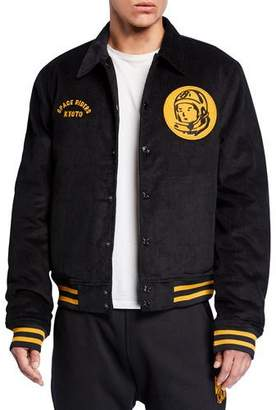 Billionaire Boys Club Men's Pit Boys Corduroy Jacket