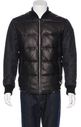 Marni Quilted Down Jacket