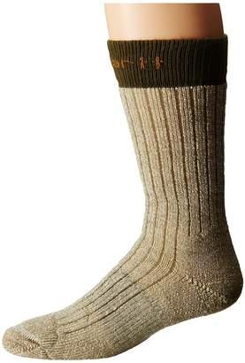 Carhartt Steel Toe Arctic Wool Boot Sock Men's Crew Cut Socks Shoes