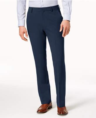 Kenneth Cole New York Men's Stretch Twill Dress Pants