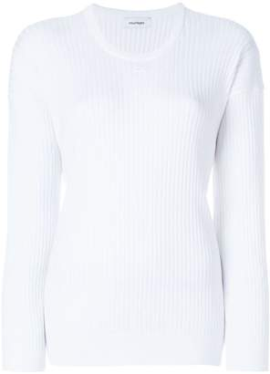 Courreges ribbed sweater