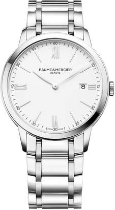 Baume & Mercier Classima Bracelet Watch, 40mm