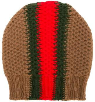 Gucci Kids chunky knitted beanie