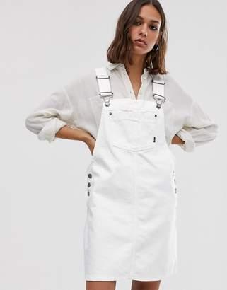 Dr. Denim dungaree dress