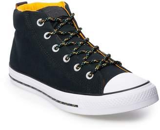 Converse Men's Chuck Taylor All Star Street Mid Mason Sneakers