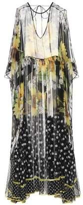 Dolce & Gabbana Silk printed kaftan