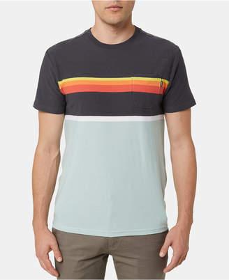 O'Neill Men Colorblocked T-Shirt