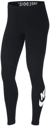 Nike Womens Leg A See Logo Tights