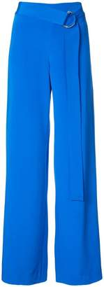ADAM by Adam Lippes belted palazzo trousers