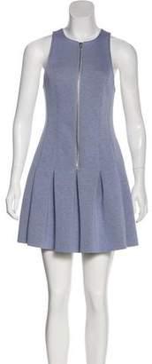Alexander Wang Neoprene A-Line Dress