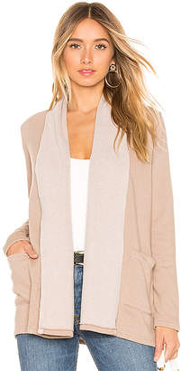 Bobi Cozy Fleece Cardigan
