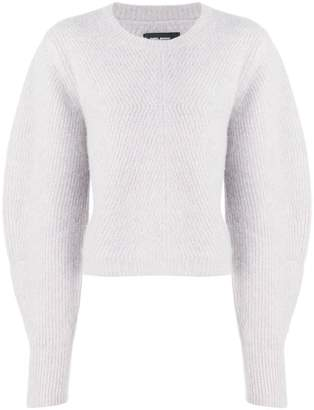 Isabel Marant balloon sleeve sweater