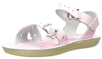 Saltwater by Hoy Girls' Sun-San Sweetheart-K Flat Sandal