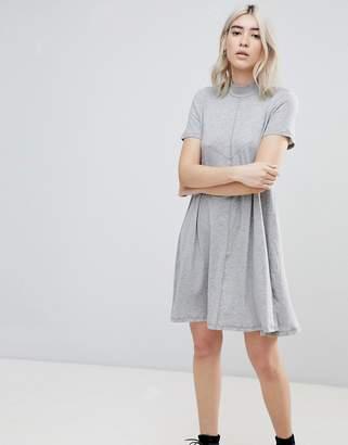 Cheap Monday Jagged A Line T-Shirt Dress