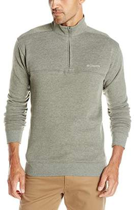 Columbia Men's Hart Mountain II Half-Zip Pullover Sweater