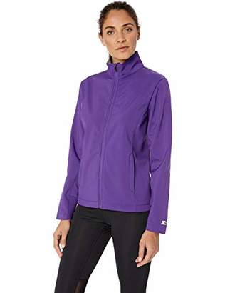 Starter Women's Standard Soft Shell Jacket