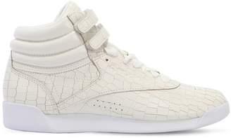Gigi Hadid Freestyle Leather Hi Sneakers