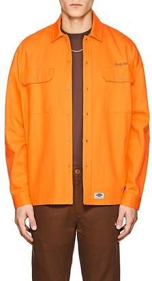 Dickies CONSTRUCT Men's Logo Cotton Oversized Workshirt