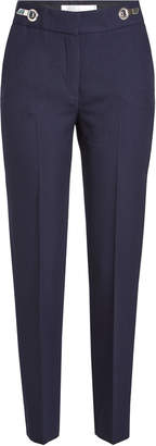 Victoria Beckham Victoria Cropped Wool Pants