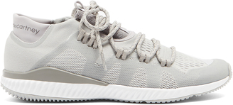 ADIDAS BY STELLA MCCARTNEY Crazytrain low-top trainers $135 thestylecure.com