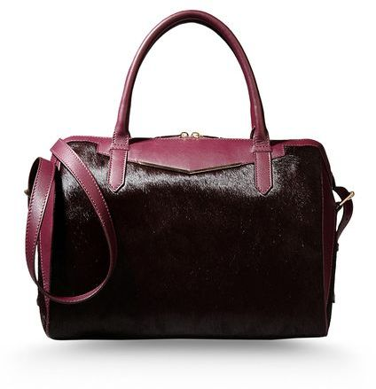 Hudson REECE Medium leather bag