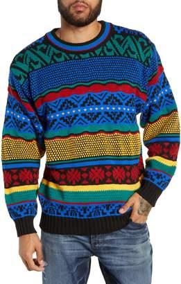 Eleven Paris ELEVENPARIS Multistripe Sweater
