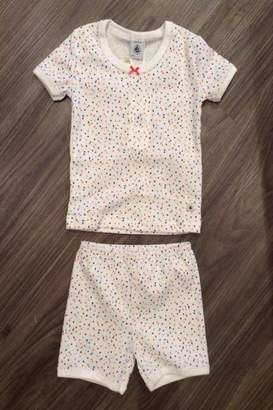 Petit Bateau Dot Pajamas