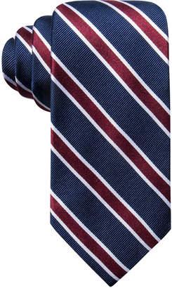 Club Room Men Peabody Classic Stripe Silk Tie