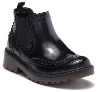 Geox Casey Wingtip Boot (Toddler)
