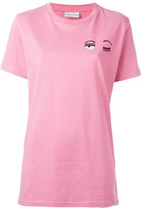 Chiara Ferragni Flirting long T-shirt