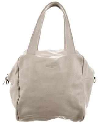 Repetto Leather Shoulder Bag gold Leather Shoulder Bag