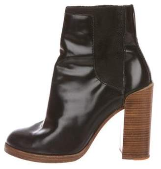 3.1 Phillip Lim Round-Toe Ankle Boots