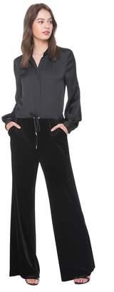 Juicy Couture Fluid Velvet Jumpsuit