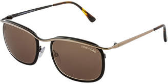Tom Ford Men's Marcello 53Mm Sunglasses