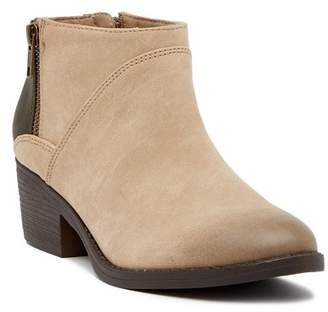 BC Footwear Union Ankle Bootie