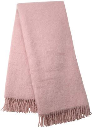 ラプアン カンクリ SAAGA UNImohair blanket