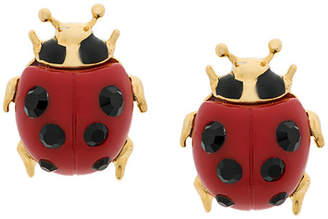 Vivienne Westwood ladybird stud earrings
