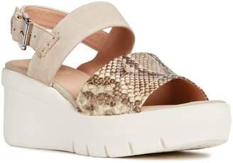 14645b3914e3 Geox Wedge Women s Sandals - ShopStyle