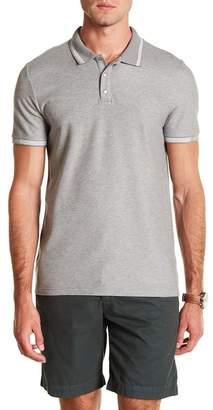 Calvin Klein Short Sleeve Solid Polo