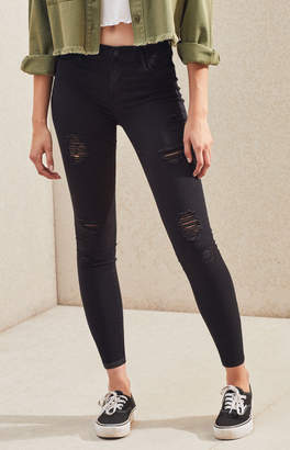 PacSun Slashed Perfect Fit Jeggings