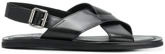 Church's crossover strap sandals