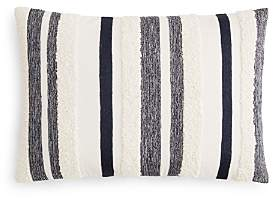 Oake Chambray Pleated Decorative Pillow, 14 x 20 - 100% Exclusive