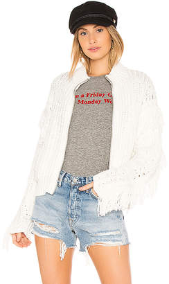 Wildfox Couture Solid Cardigan