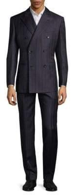 Brioni Striped Suit