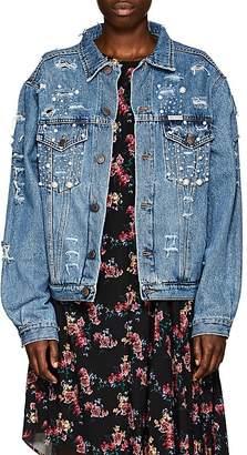 Couture FORTE Women's Tokyo Embellished Denim Jacket