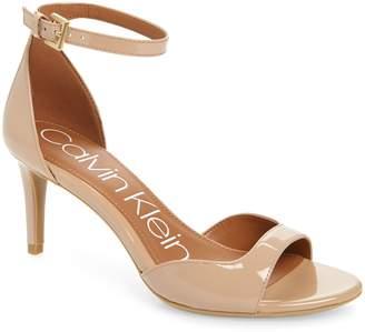 Calvin Klein Luellen Ankle Strap Sandal