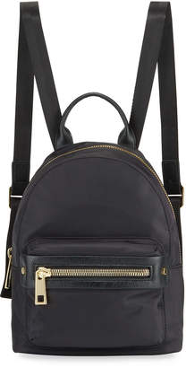 Neiman Marcus Rhoda Mini Nylon Backpack