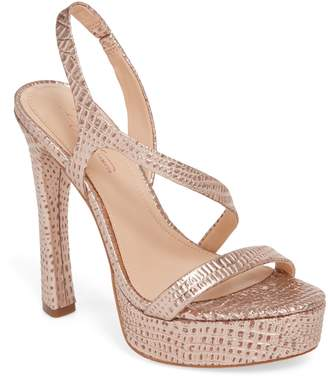 Imagine by Vince Camuto Prent Asymmetrical Platform Sandal